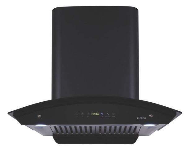 Best Kitchen Chimneys in India  - Elica 60cm 1200m3/hr Auto Clean Chimney