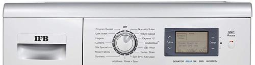 Best Washing Machine In India - IFB Senator Aqua SX