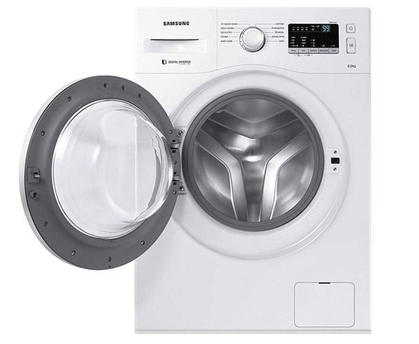 Best Washing Machine in India - Samsung WW60M206LMW/TL