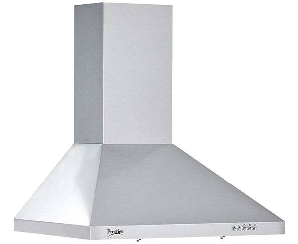 Best Kitchen Chimneys in India  - Prestige DKH 600 CS (B-Series)