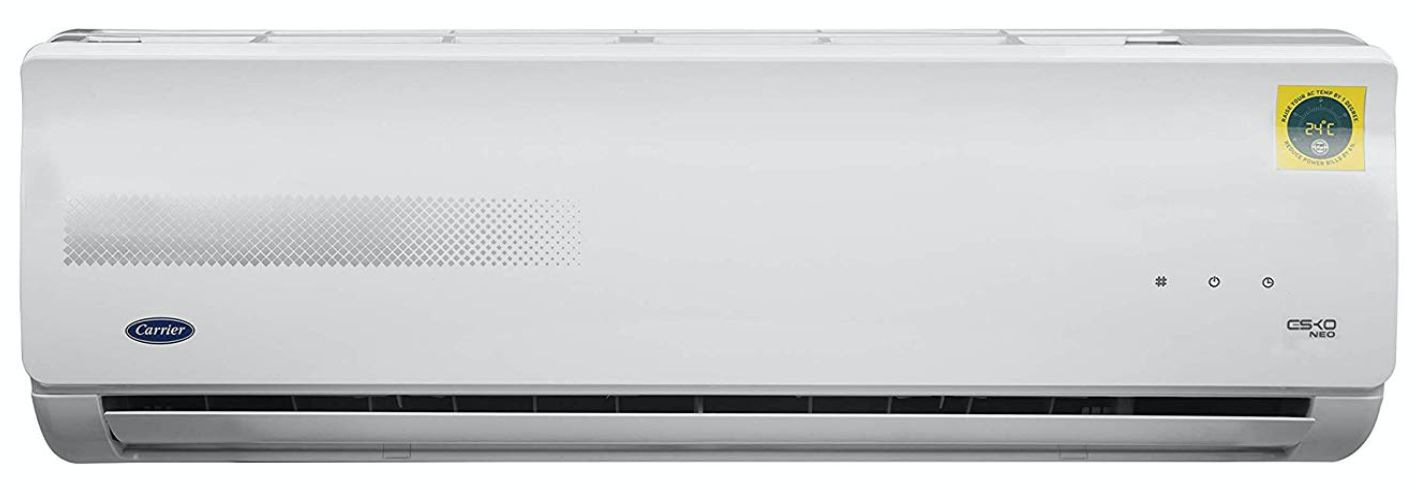 Best AC in India - Carrier 1.5 Ton 3 Star Split AC