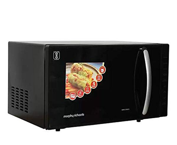 Best Microwave Oven in India  - Morphy Richards 23L Convection microwave oven(23MCG)