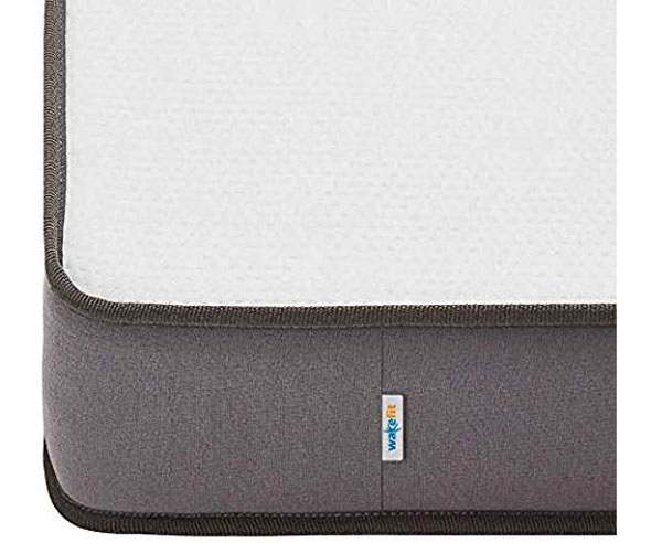 BEST MATTRESSES IN INDIA - WakeFit Dual Comfort PU Foam Mattress