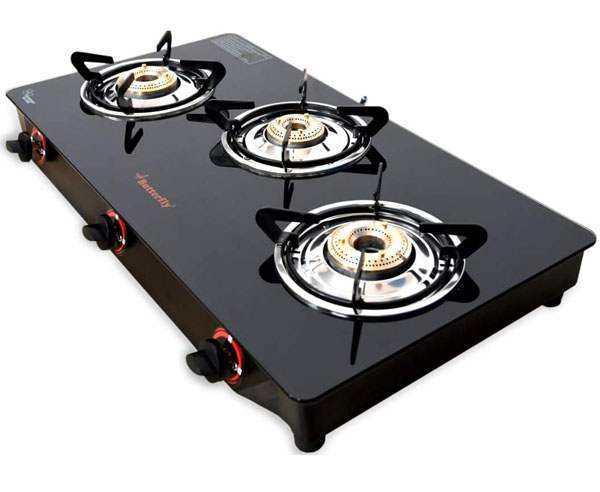 BEST GAS STOVE IN INDIA - Butterfly Smart Glass
