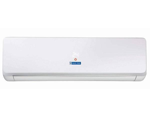 Best 1 Ton AC in India  - Bluestar 1-Ton 3 Star BI-3CNHW12NAFU Inverter AC