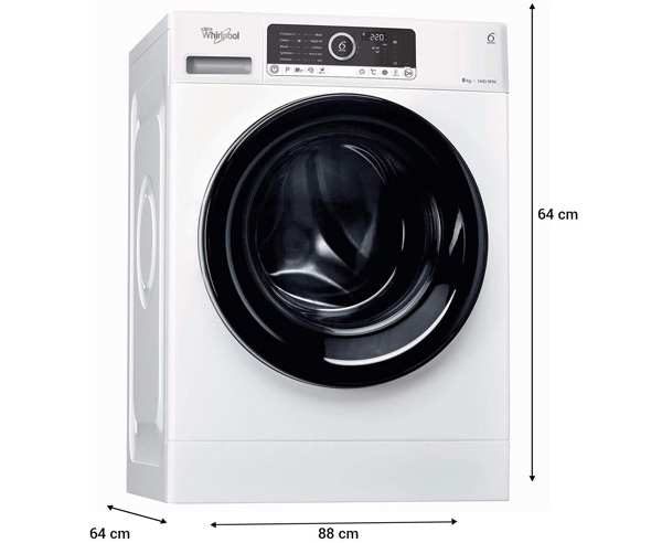 BEST FRONT LOAD WASHING MACHINES MACHINES IN INDIA - Whirlpool  SUPREME CARE 8014