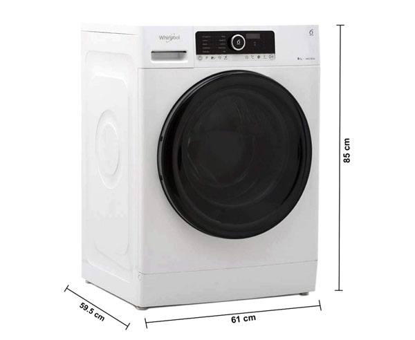 Best front loading washing machine - Whirlpool SUPREME CARE 9014