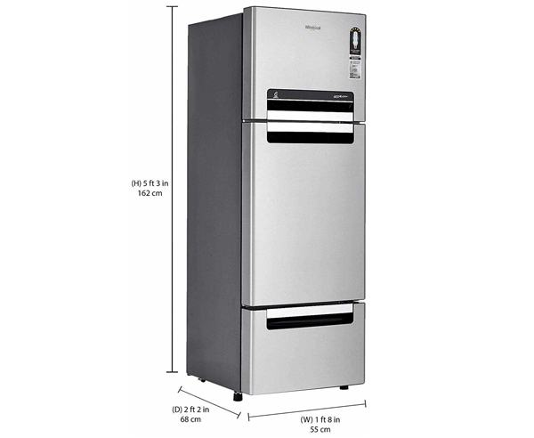 Best Refrigerators In India - Whirlpool FP 263D