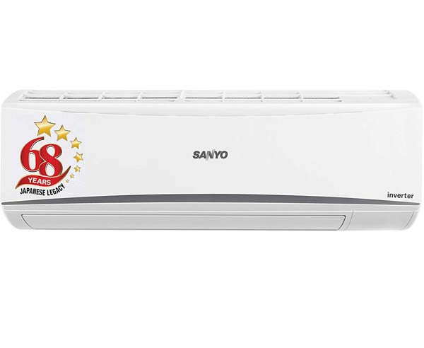 BEST INVERTER SPLIT AIR CONDITIONERS IN INDIA  - Sanyo SI/SO-10T5SCIA