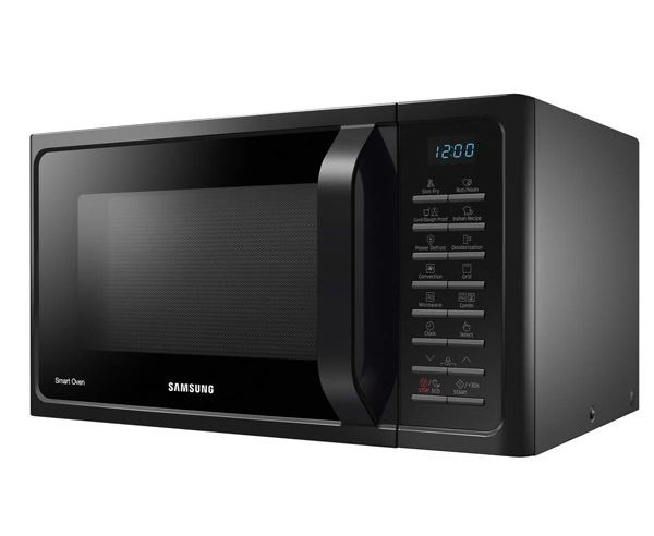 Best Microwave Oven in India  - Samsung 28L Convection Microwave Oven(MC28H5025VK)