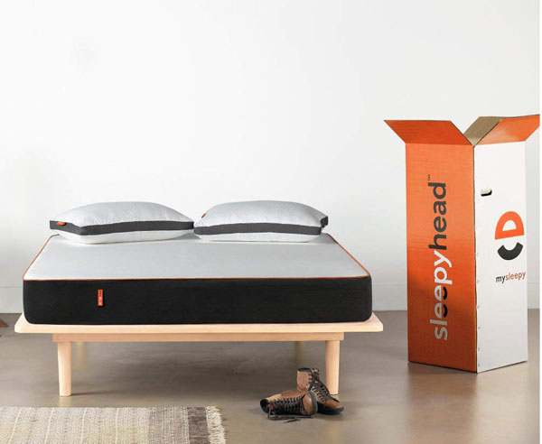 BEST MATTRESSES IN INDIA - SleepyHead Memory Foam Mattress