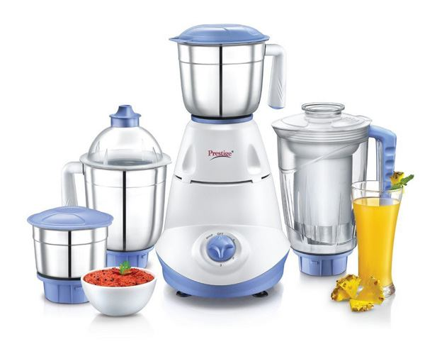 Best Mixer Grinder in India - Prestige Iris 750-watt Mixer Grinder