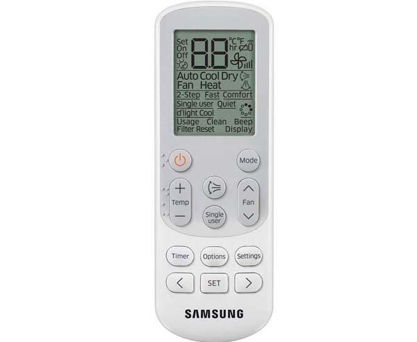 Samsung AR18NV5HLTRNNA