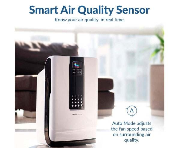 Best air purifier in India  - Hathaspace Smart True HEPA