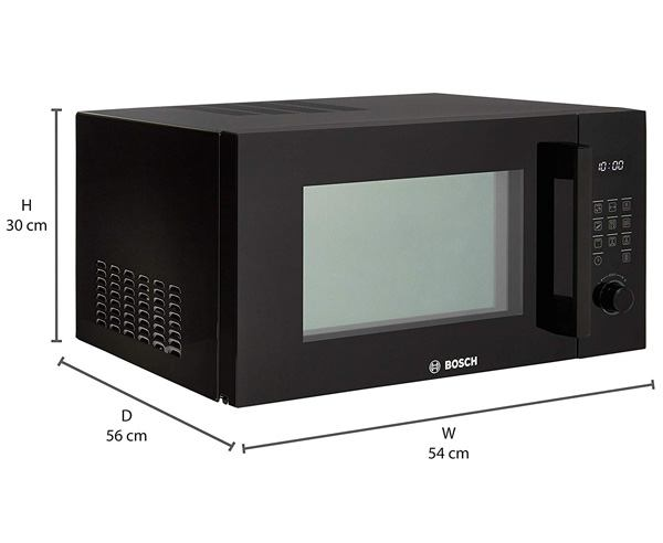 Best Microwave Oven in India  - Bosch 32 L Convection Microwave Oven(HMB55C463X)