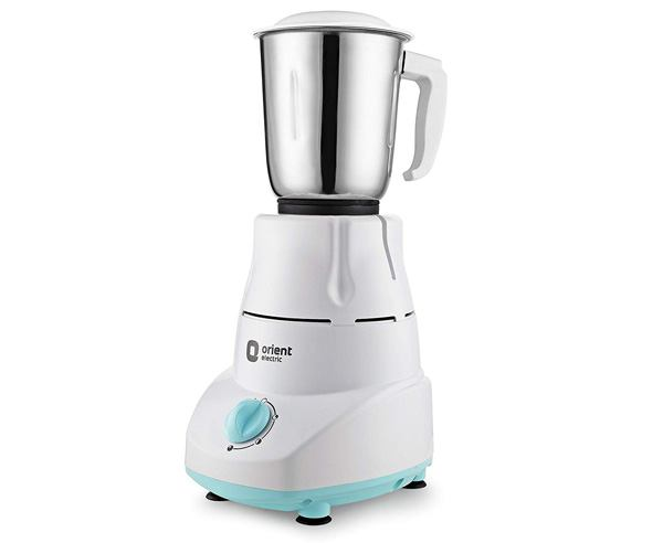 Best Mixer Grinder in India - Orient Electric MGKK50B3 500-watt Mixer Grinder