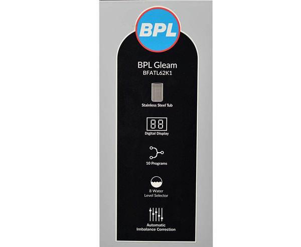 BPL 6.2kg BFATL62KI