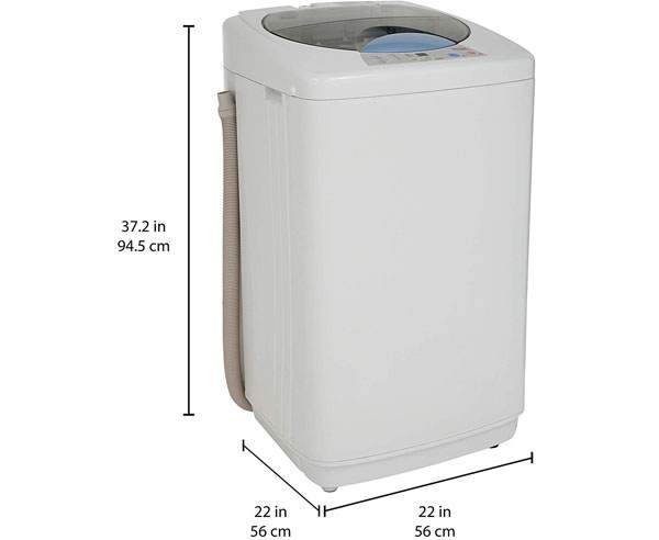 Best Top Loading Washing Machines in India - Haier 5.8kg HWM58-020