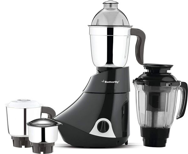 Best Mixer Grinder in India  - Butterfly Smart 750-watt Mixer Grinder