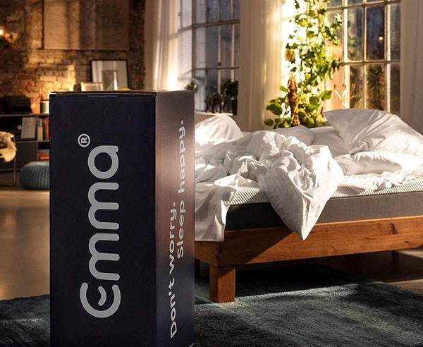 Emma Comfort Memory Foam Mattress
