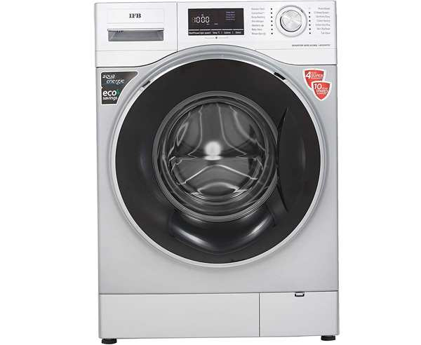 BEST FRONT LOAD WASHING MACHINES MACHINES IN INDIA - IFB  Senator Aqua SX