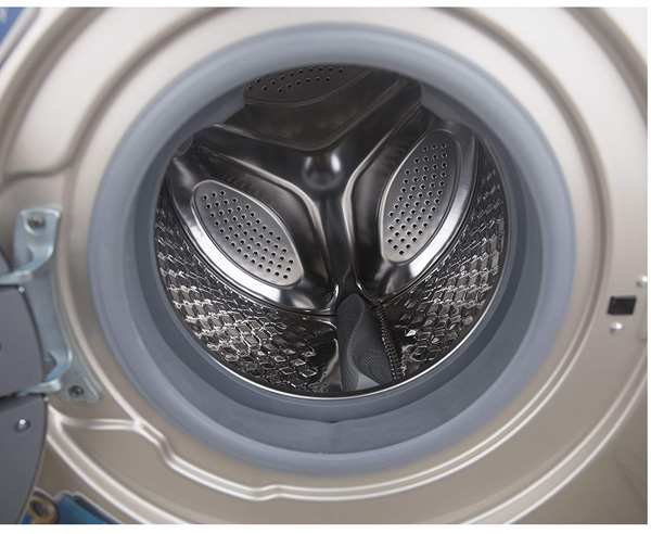 BEST FRONT LOAD WASHING MACHINES MACHINES IN INDIA - Midea  MWMFL080CDR