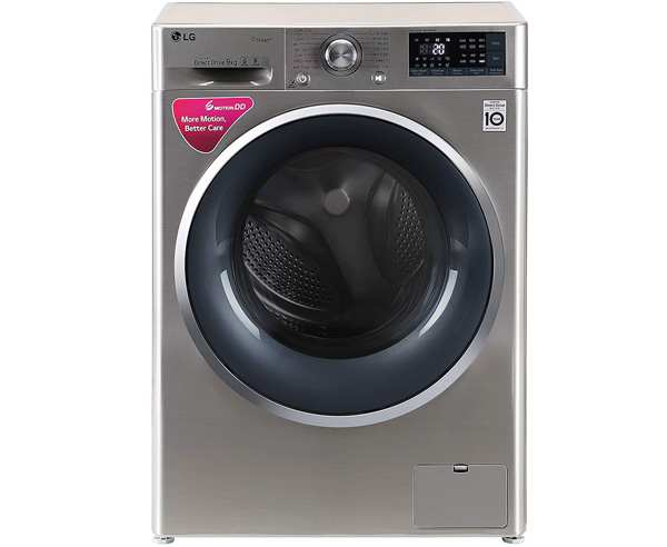 BEST FRONT LOAD WASHING MACHINES MACHINES IN INDIA - LG  FHT1409SWS