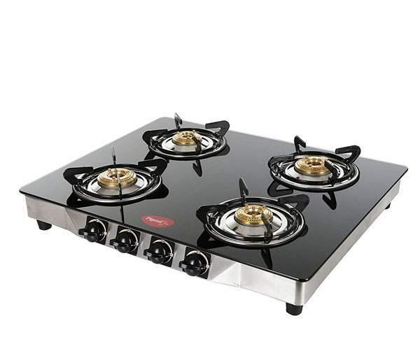 Best gas stove - Pigeon by Stovekraft Blaze Blackline