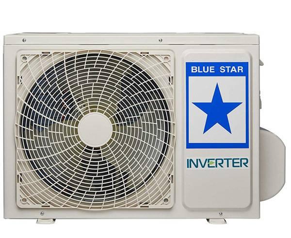 Bluestar 1-Ton 3 Star BI-3CNHW12NAFU Inverter AC
