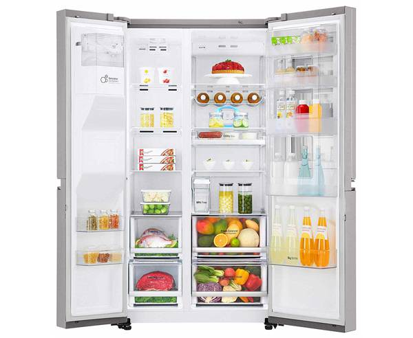 Best Refrigerators In India - LG GC-X247CSAV