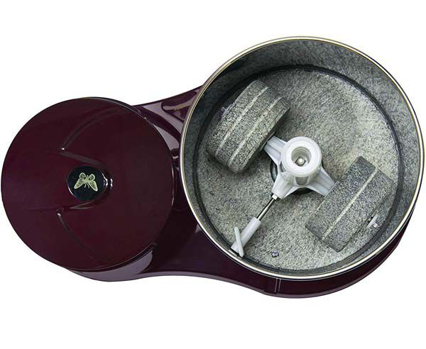 Butterfly Rhino 2-Liter Table Top Wet Grinder(Cherry)