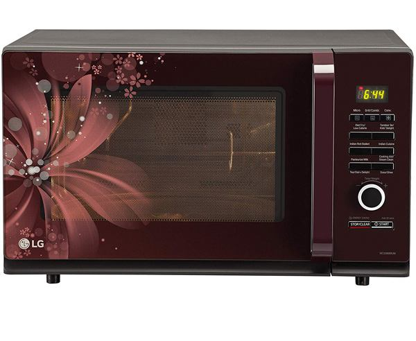 Best Microwave Oven in India  - LG 32L CONVECTION MICROWAVE OVEN(MC3286BRUM)