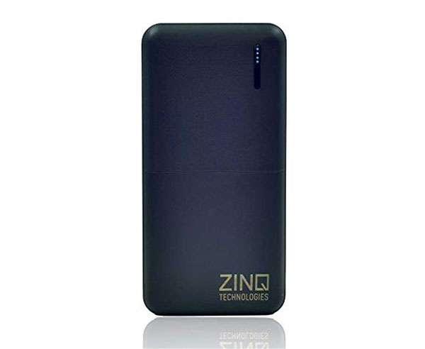 Best Power Bank in India - Zinq Technologies Z20KP