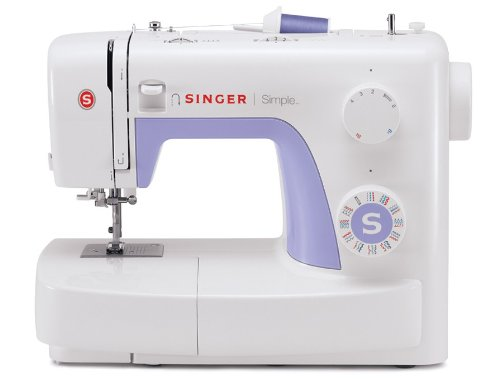 Singer Simple 3232 Portable Sewing Machine - Best Sewing Machine in India