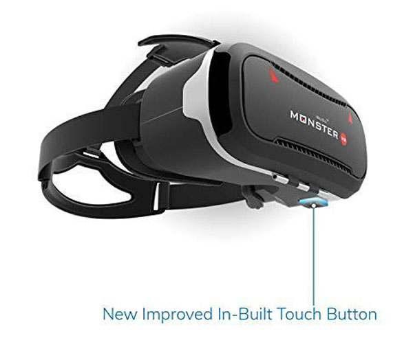 Best VR Headset in India  - Irusu Monster