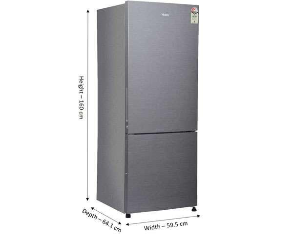 Best Double Door Refrigerators - Haier 320L