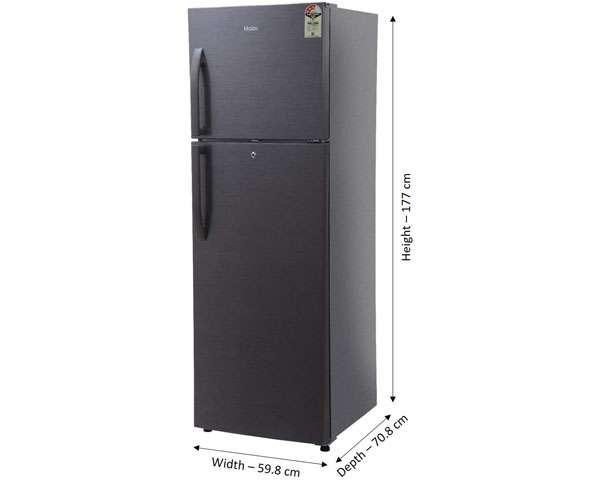 Best Double Door Refrigerators - Haier 347
