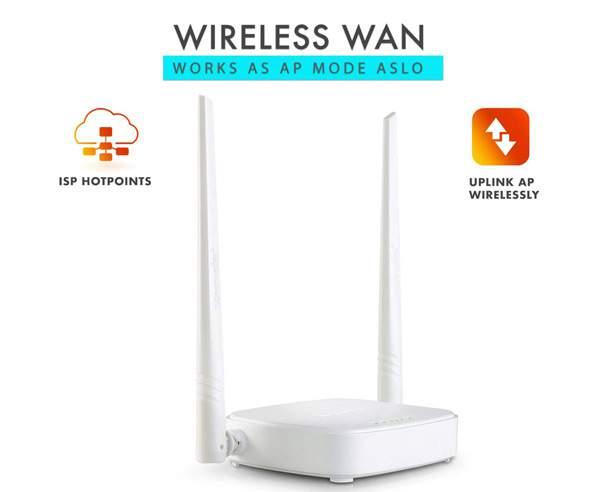 Best WiFi router in India  - Tenda N301