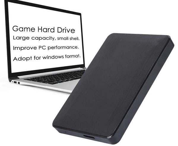 Game Hard Drive