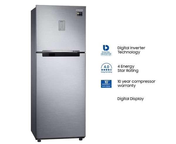 Best Double Door Refrigerators - Samsung 253L
