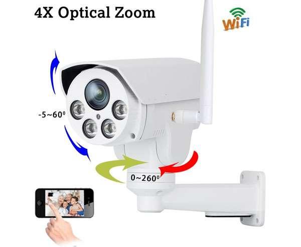 Best CCTV Camera  - ProElite POD04