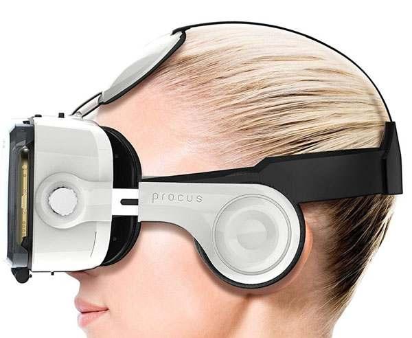 Best VR Headset in India  - Procus Pro