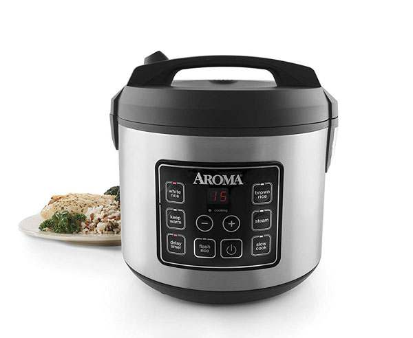 best Rice Cooker - Aroma Housewares Arc-150sb