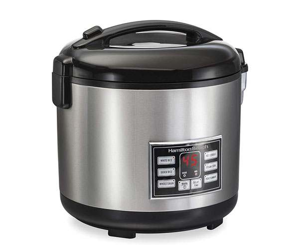 best Rice Cooker - Hamilton Beach 37548