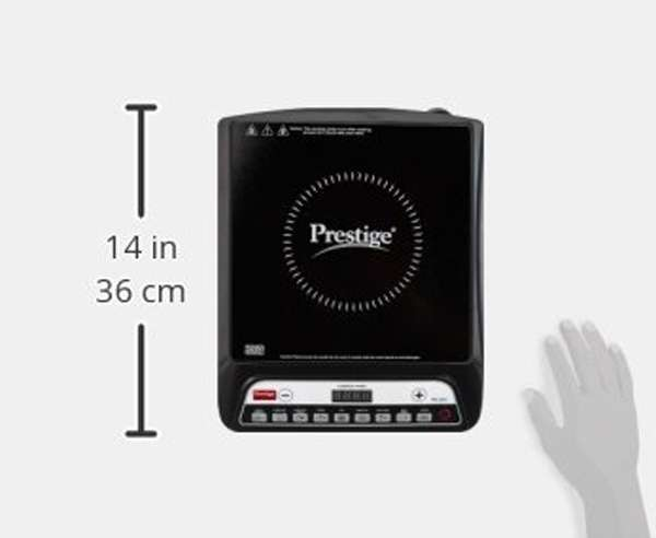 Best Induction Cooktop in India - Prestige PIC