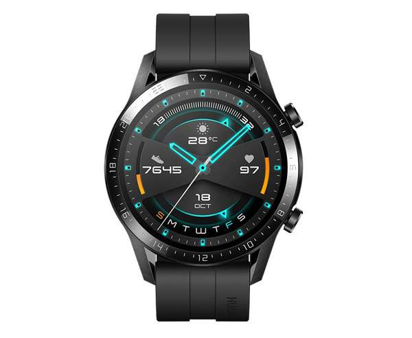 Best Smartwatches in India  - Huawei Watch GT 2