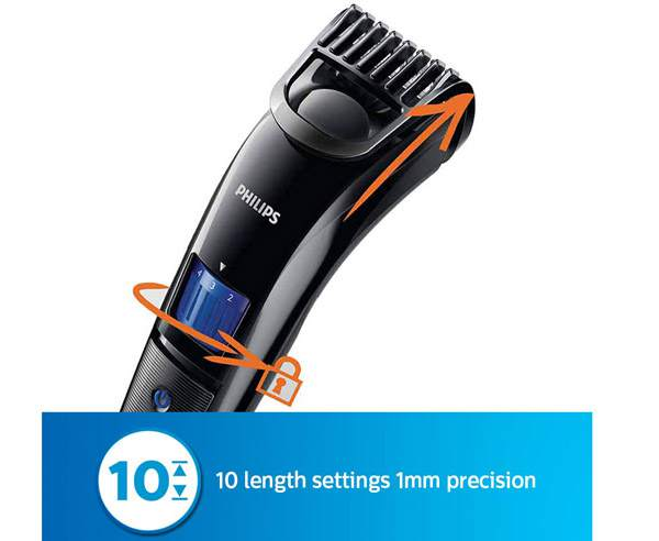 Best Trimmer in India - Philips QT4001
