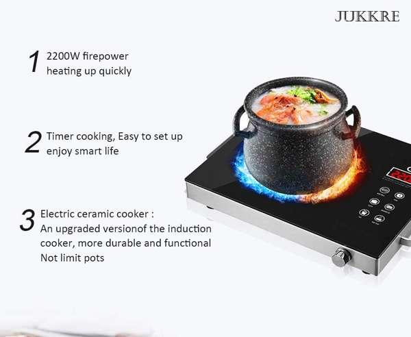 Jukkre Electric Ceramic