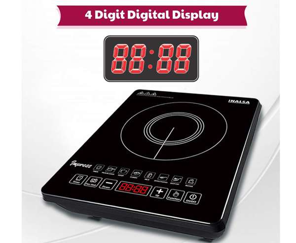 Best Induction Cooktop - Inalsa Impress