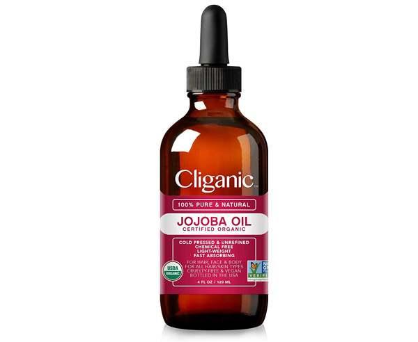 Best Hair Growth Oil - Cliganic Organic Jojoba